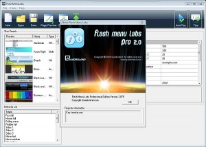 منو فلش Flash Menu Labs Pro