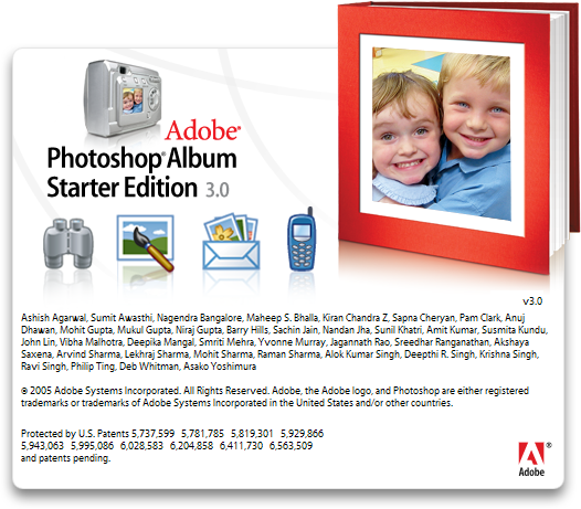 Nensaicess — adobe photoshop album starter edition 3. 0 unlock code.