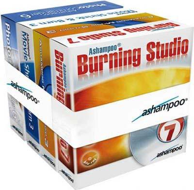 مجموعه نرم افزارهای کمپانی ashampoo