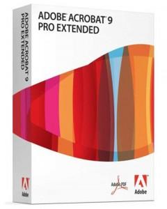 Adobe Acrobat Pro Extended ساخت PDF
