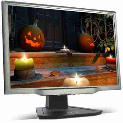 اسکرین سیور هالووین Altavir Happy Halloween 3D Screensaver