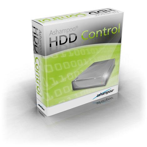 رفع مشکلات هارد دیسک Ashampoo HDD Control