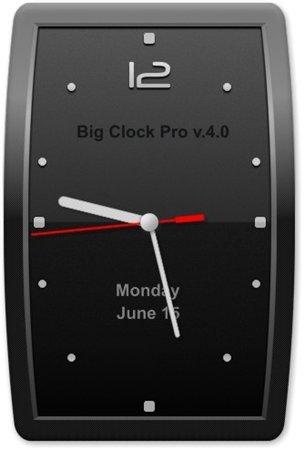 ساعت دسکتاپ Microsys Big Clock Pro