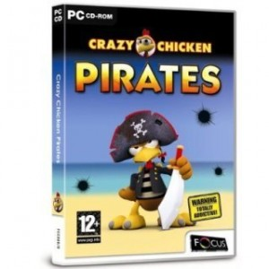 بازی تیراندازی Crazy Chicken Pirates