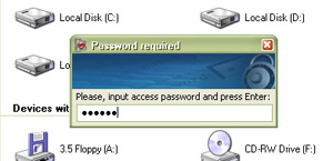 Eltimate EXE Password Protector