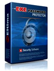 پسورد گذاری Eltimate EXE Password Protector