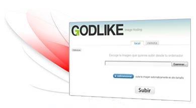 اسکریپت آپلود تصویر GodLike Script Image Upload