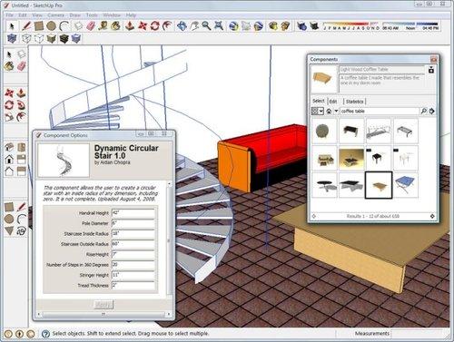 سه بعدی ساز Google SketchUp Pro