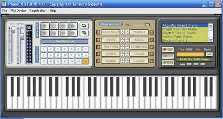 PianoFX Studio 2 شبیه ساز پیانو