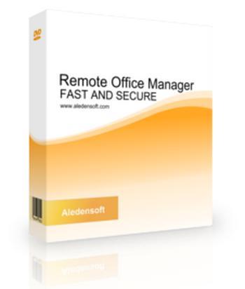 کنترل سیستم از راه دور Remote Office Manager