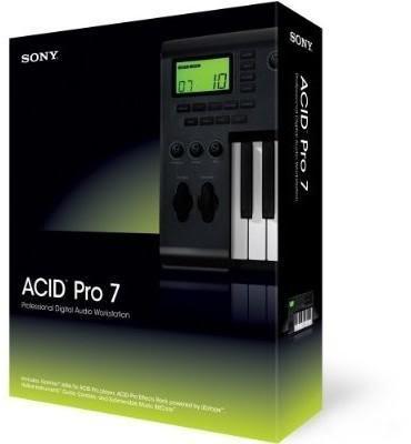 نرم افزار میکس Sony Acid Pro 7