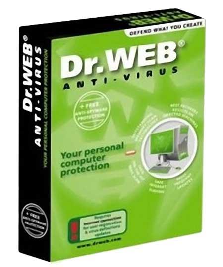 دانلود آنتی ویروس Dr.Web CureIt!