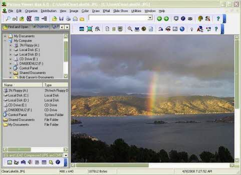 مدیریت مشاهده فایلها Accessory Software File Viewer