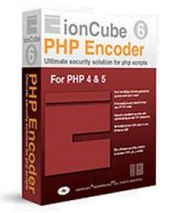 محافظت از سورس کد ionCube PHP Encoder Evaluation
