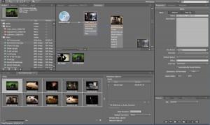 ویرایش تدوین فیلم Adobe Encore CS4