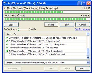 teracopy کپی سریع فایلها
