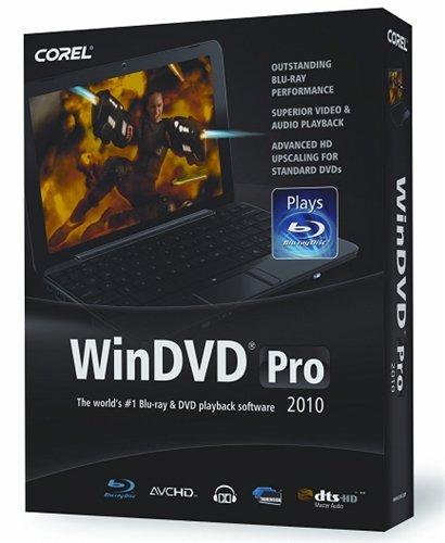 مدیا پلیر قدرتمند Corel WinDVD Pro