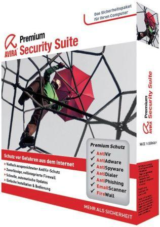 آنتی ویروس آویرا Avira AntiVir Premium Security Suite