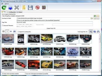 دانلود دسته ای گروهی عکسها تصاویر Bulk Image Downloader