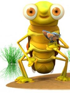 بازی کم حجم Butterfly Escape