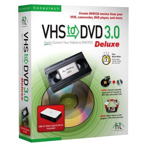 تبدیل VHS به Honestech VHS to DVD