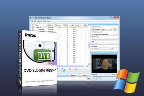 استخراج زیرنویس فیلم ImTOO DVD Subtitle Ripper