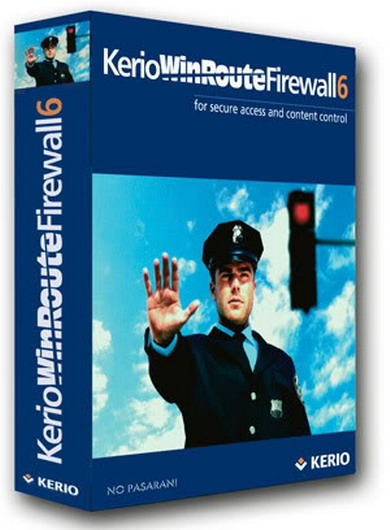 فایروال Kerio WinRoute Firewall دیوار آتش