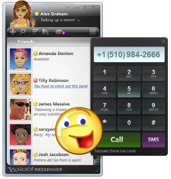 Yahoo Messenger پرتابل