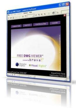 Free DWG Viewer مشاهده فایلهای اتوکد