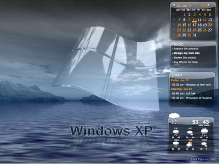 تقویم پیشرفته دسکتاپ Desktop iCalendar