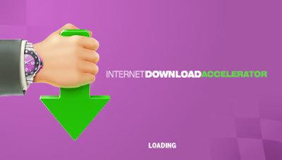 مدیریت دانلود Internet Download Accelerator PRO