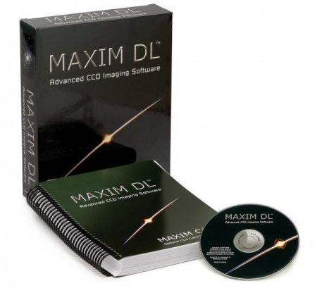 MaxIm DL Pro Suite عکاسی رصد آسمان شب