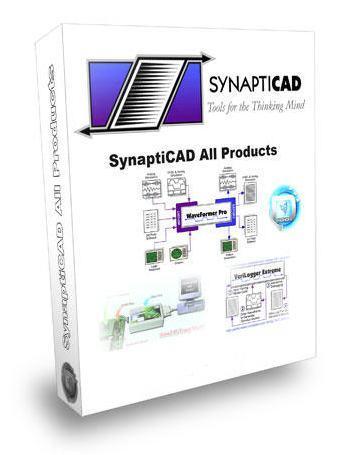 مدارهای الکترونیکی SynaptiCAD Product Suite