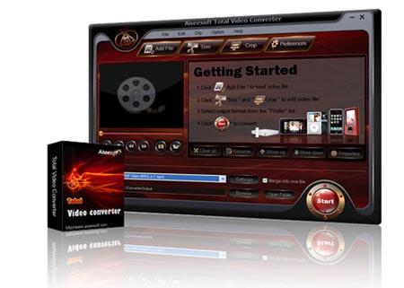 مبدل فرمت های ویدئویی Aiseesoft Mod Video Converter