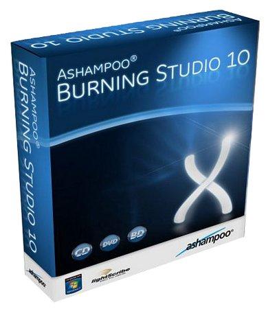 Ashampoo Burning Studio نرم افزار رایت CD و DVD