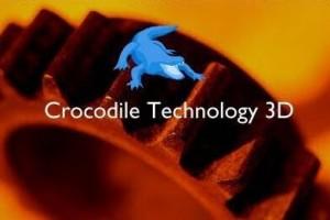 مدار الکترونیک Crocodile Technology 3D