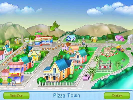 دانلود بازی Pizza Chef