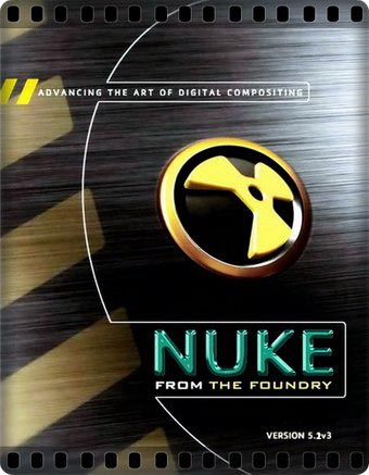 میکس مونتاژ فیلم ویدئو THE FOUNDRY NUKEX