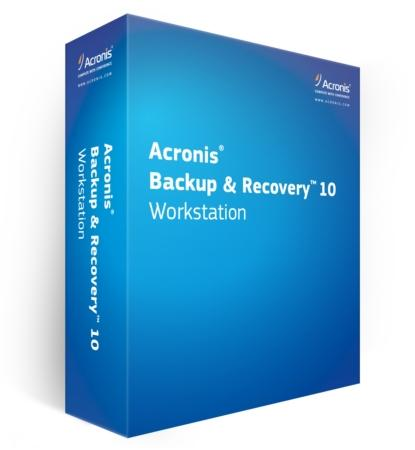Acronis Backup & Recovery Workstation