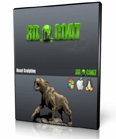 3D Coat 4 5 16 Final x86 x64 طراحی و ساخت شخصیت های 3 بعدی - 70