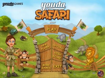 بازی Youda Safari مدیریت پارک طبیعی