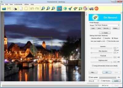 افزایش کیفیت تصاویر Cleanerzoomer Professional