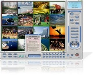 نرم افزار کنترل دوربین های مداربسته و وبکم ها H264 WebCam Deluxe