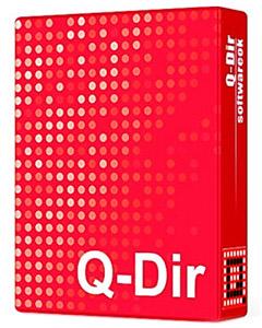دیدن پوشههای ویندوز Q-Dir